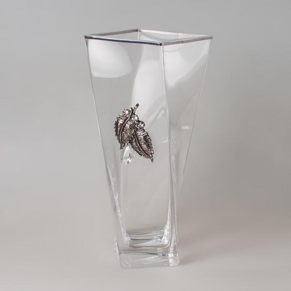 Ваза декоративная 30 см кристалл 6246/LK3