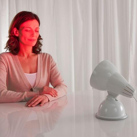 Инфракрасная лампа - это портативный физиотерапевтический аппарат д...