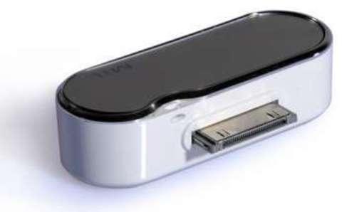 MiLi Power Spirit (HI-A20) - дополнительный аккумулятор для iPhone/iPod (Black)