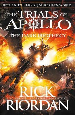 Kitab The Dark Prophecy (The Trials of Apollo Book 2) | Rick Riordan