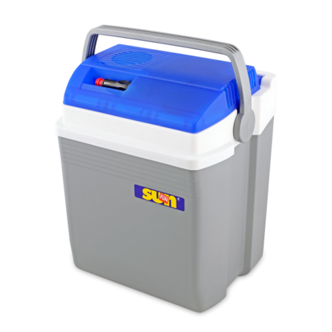 Термоэлектрический контейнер Ezetil E 21 Sun&Fun 12V
