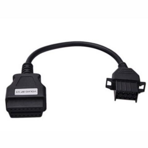 Переходник на Volvo 8 pin (для Autocom, Delphi, TCS, Multidiag)