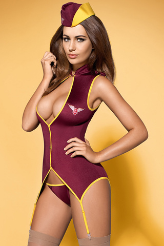 Костюм стюардессы Stewardess suit