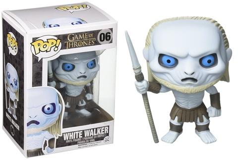 White Walker Game of Thrones Funko Pop! Vinyl Figure || Белый Ходок Игра Престолов