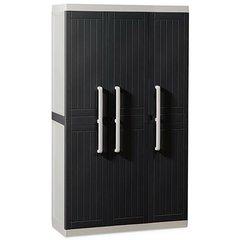 Шкаф WOOD LINE S (3 двери, 4 полки)