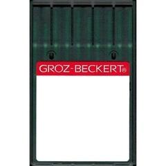 Фото: Groz Beckert DB*К5 SES/FFG трикотажные иглы для промышленных вышивальных машин №60