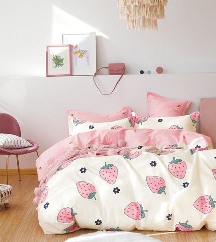 Детское постельное белье в сатине Valtery-DS 90