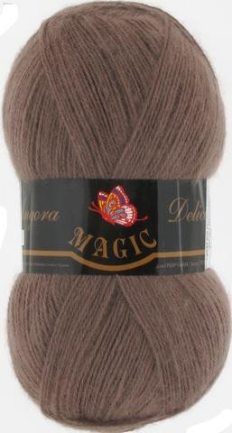 Angora Delicate 1131 Холодный коричневый Magic - купить в интернет-магазине пряжи