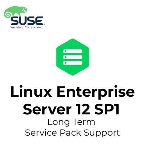 Купить SUSE Linux Enterprise Server 12 SP1 Long Term Service Pack Support в СПб