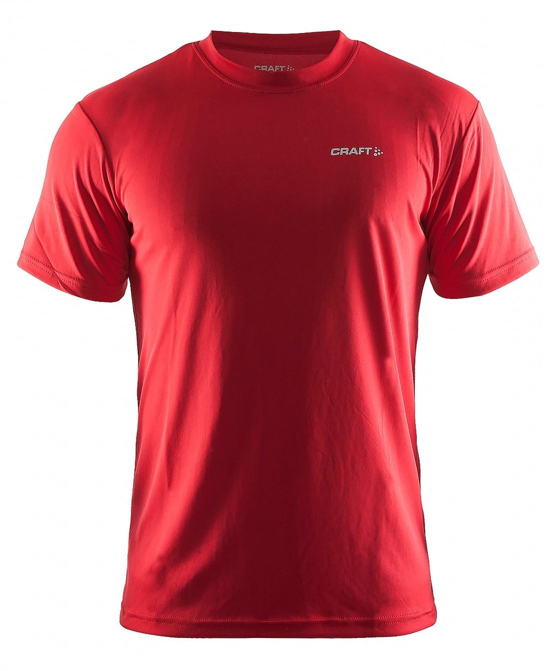 Мужская спортивная футболка Craft Active (199205-1440) красная фото