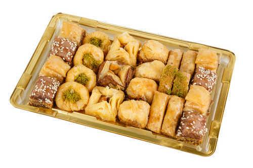"Pate D'or Пахлава - Ассорти ливанских сладостей ""Жемчужина Востока"", 400 г import_files_75_75ecc767787e11e799f3606c664b1de1_860485dcdb2811e79eb4fcaa1488e48f.jpg"