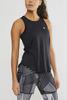 Костюм для бега Craft Lux Singlet Tights Black женский