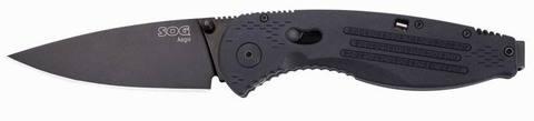 Купить Складной нож SOG Мод. AEGIS BLACK 97110 по доступной цене