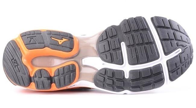 Мужская беговая обувь Mizuno Wave Rider 19 (J1GC1603 03) фото