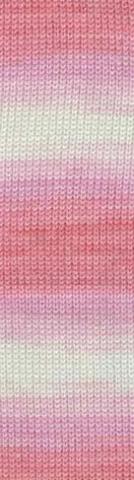 Пряжа Alize Baby Wool Batik роз-белый 3565