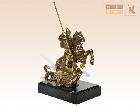 статуэтка Георгий Победоносец