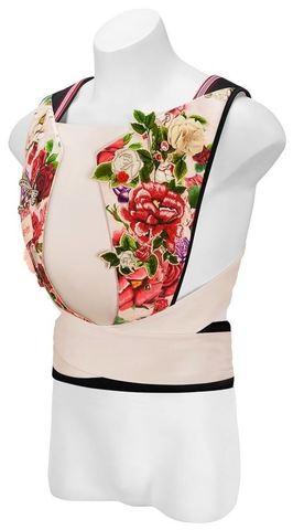 Рюкзак-кенгуру Cybex Yema Tie Spring Blossom