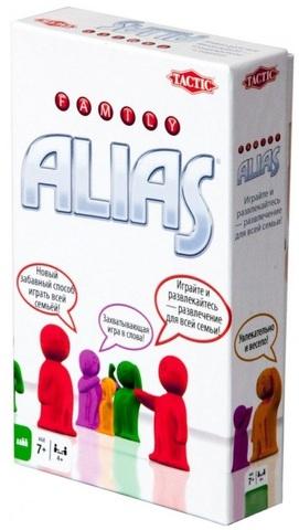 Alias для всей семьи / Скажи иначе, компактная версия