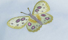 Наволочка 40х60 Christian Fischbacher Luxury Nights Butterfly 700