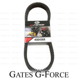 Ремень вариатора GATES G-FORCE 45G4368  1140 мм х 37 мм (0627-045, 3211114)