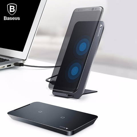 Беспроводная зарядка Baseus Multifunctional Wireless Charging Pad