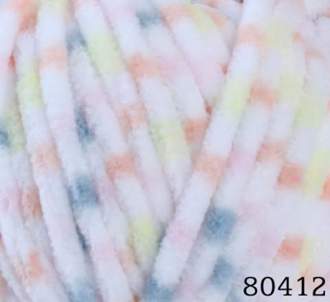 Купить Пряжа Himalaya Dolphin Baby colors Код цвета 80412 | Интернет-магазин пряжи «Пряха»
