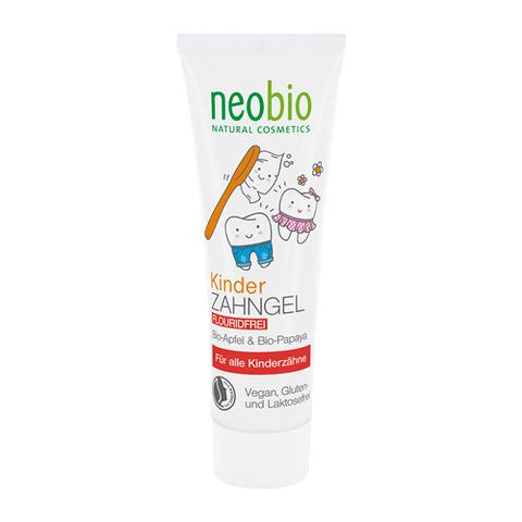 Детская гелевая зубная паста без фтора | NeoBio