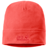 Шапка Jack Wolfskin Real Stuff Cap orange coral