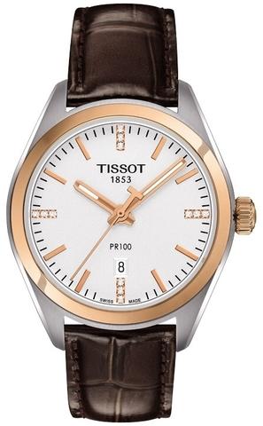 Купить Женские часы Tissot T101.210.26.036.00 по доступной цене