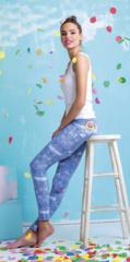 Женские брюки пижамные E18K-32D102