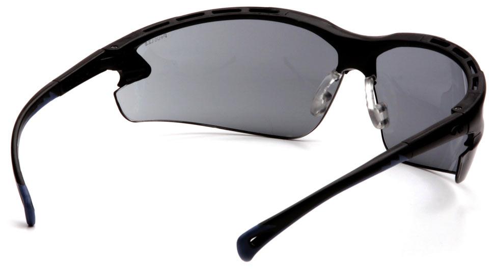 Очки баллистические стрелковые Pyramex Venture 3 SB5720D серые 23%