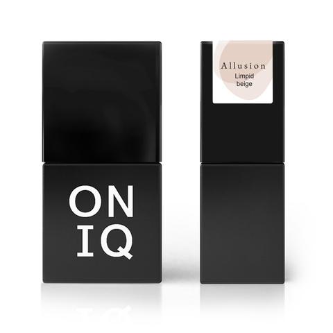 Камуфлирующий гель-лак ONIQ - 173 Limpid Beige, 10 мл
