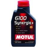 Motul 6100 Synergie+ 5W-30 - Полусинтетическое моторное масло