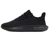 Кроссовки Женские Adidas Tubular Shadow Knit  Black