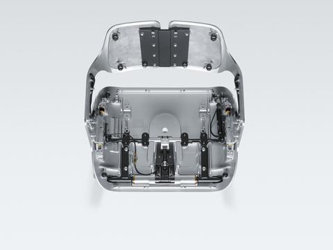 Interstuhl Silver 262S