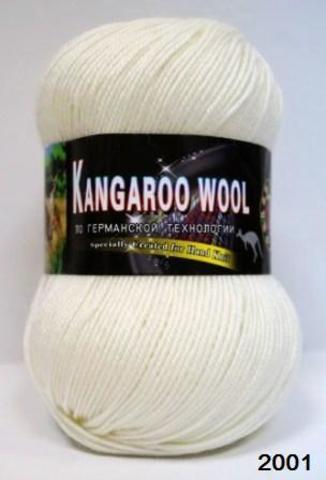 KANGAROO WOOL (Color City)