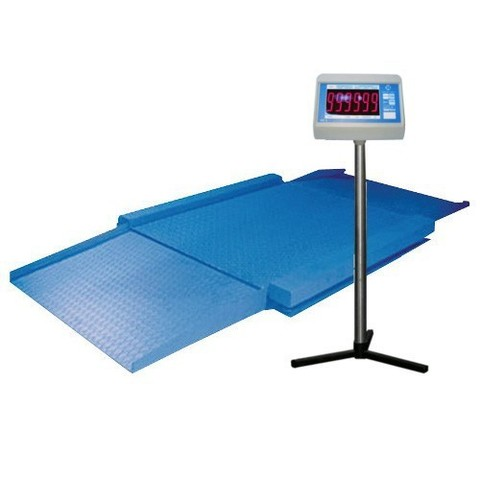 Весы пандусные ВСП4-2000H