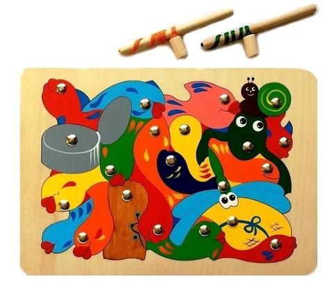 Рыбалка На пруду, Крона, арт. 143-015