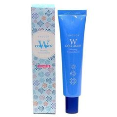 Эссенция осветляющая с коллагеном ENOUGH W Collagen Whitening Premium Essence, 30мл