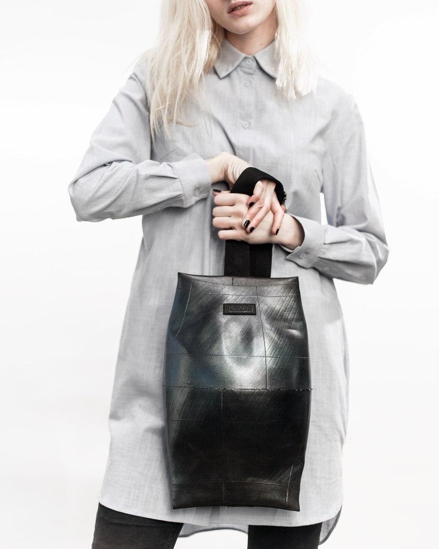 Однолямочный рюкзак «ISAEF»