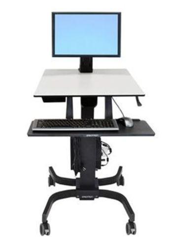 Мобильное рабочее место для монитора до 30