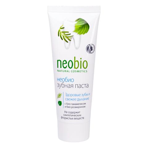 Зубная паста без фтора | NeoBio