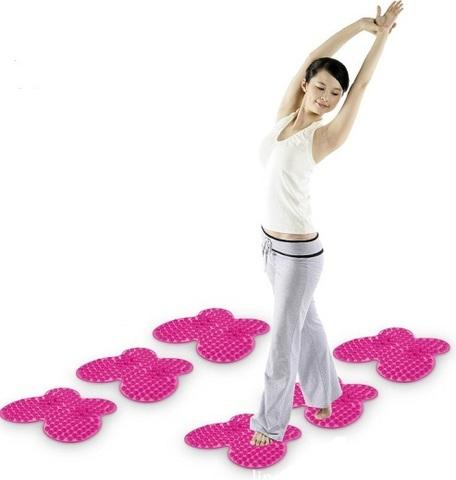 Массажный коврик для ног Futzuki для детей и взрослых. Массажный ко...