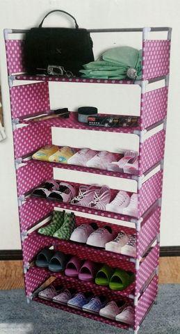 Стойка для обуви Meiyihan (6 полок)