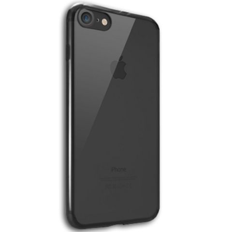 Ozaki O!coat Crystal+ for iPhone 7 Black (Чёрный)