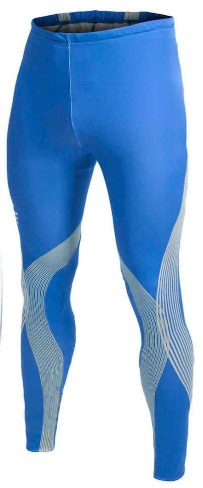Лыжные гоночные тайтсы Craft Elite(194646-2336) синие фото