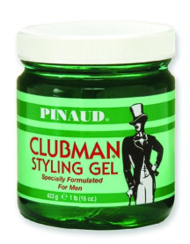 Гель для укладки Clubman средней фиксации