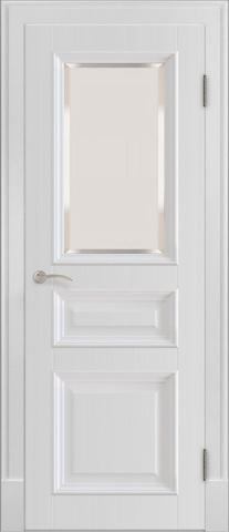 Межкомнатная дверь Nica 12.3 под стекло