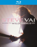 Steve Vai / Where The Wild Things Are (2Blu-ray)