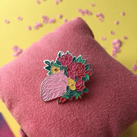 Пін Symbol pins Серденько